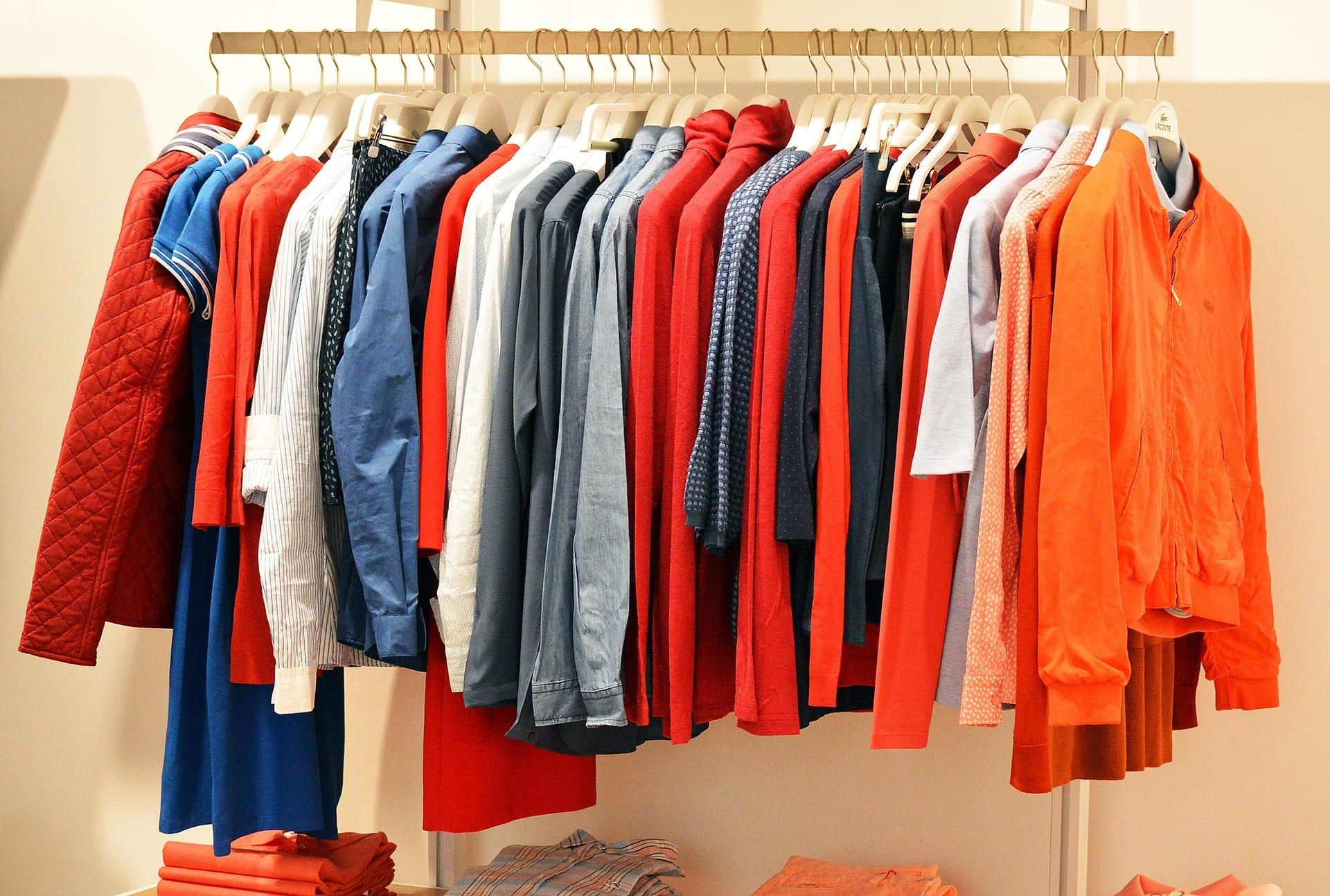 Sklep z używaną odzieżą